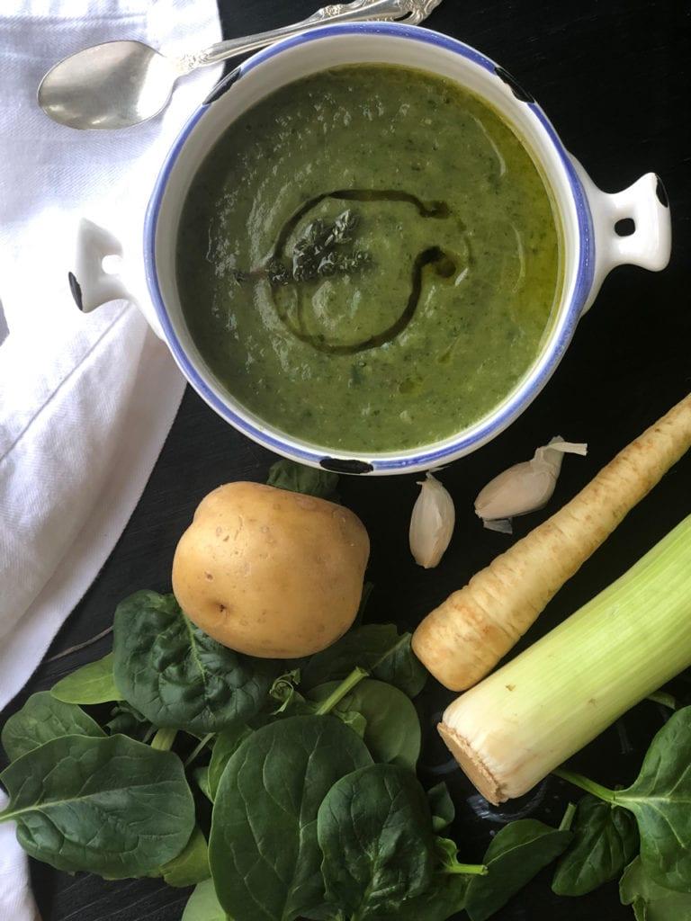 green-potato-leek-soup
