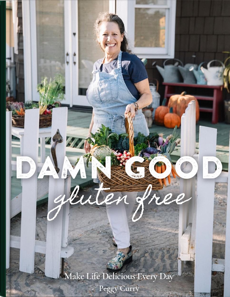 Damn Good Gluten Free Cookbook Cover